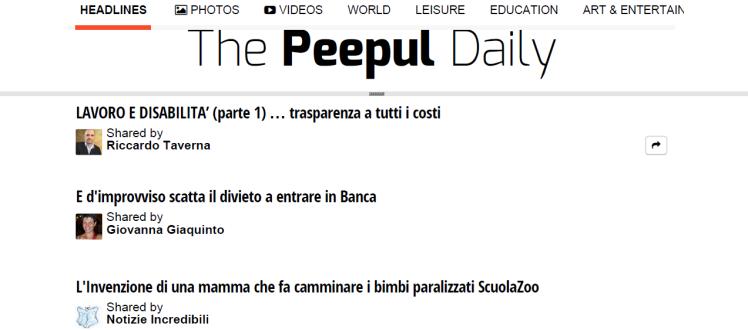 Ricky-Rassegna Stampa-The Peepul Daily